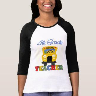 4th Grade Teacher Gift Tshirts