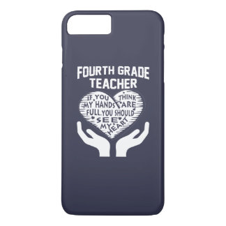 4th Grade Teacher iPhone 8 Plus/7 Plus Case
