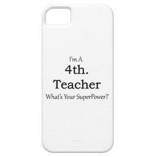 4th. Grade Teacher iPhone SE/5/5s Case