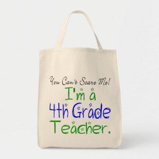 4th Grade Teacher Tote Tote Bag