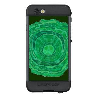 4th-Heart Chakra#1 Green Mixed Media LifeProof NÜÜD iPhone 6s Case