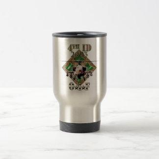 4th ID Apache 2003 OIF Coffee Mugs