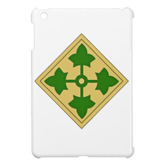 4th Infantry Division Case For The iPad Mini