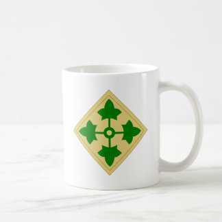 4th Infantry Division Coffee Mug