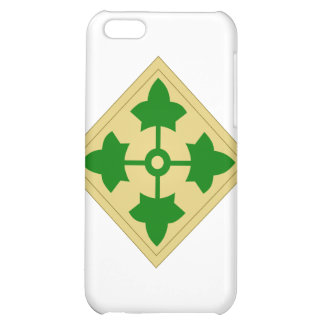 4th Infantry Division Case For iPhone 5C