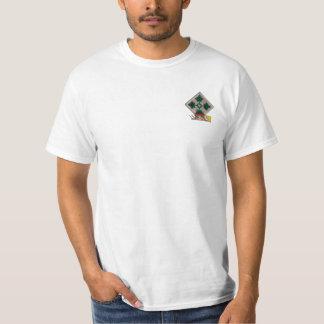 4th infantry division nam veterans vets t shirt