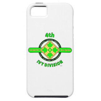 4TH INFANTRY DIVISION THE IVY DIVISION iPhone 5 CASES