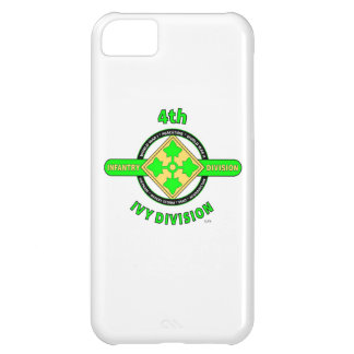 4TH INFANTRY DIVISION THE IVY DIVISION iPhone 5C CASES