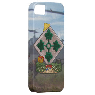 4th Infantry Division Vietnam Nam War iPhone 5 Cover