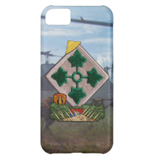 4th Infantry Division Vietnam Nam War iPhone 5C Covers