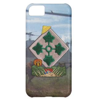 4th Infantry Division Vietnam Nam War Case For iPhone 5C