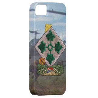 4th Infantry Division Vietnam Nam War iPhone SE/5/5s Case