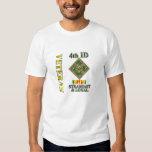 4th Infantry Division Vietnam Veteran Shirt