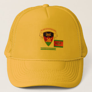 4th Infantry Regiment Band Trucker Hat