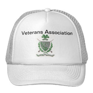 4th Infantry Regiment Veterans Association Cap Trucker Hats
