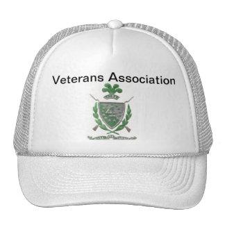 4th Infantry Regiment Veterans Association Cap Mesh Hat