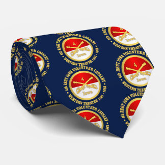 4th Iowa Cavalry Tie