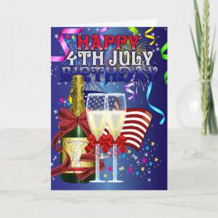 Happy 4th Birthday Invitations Stationery