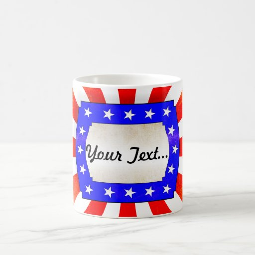 4th July Independence Day Coffee Mug