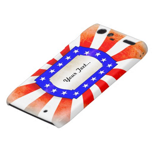 4th July Independence Day Droid RAZR Cover
