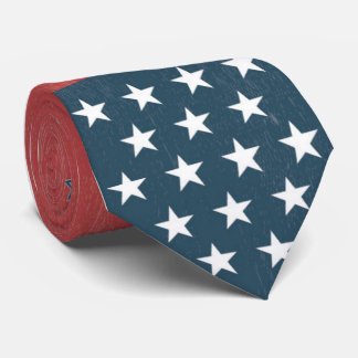 4th July independence day Neck Tie
