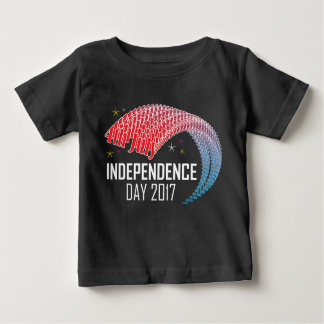 4th July & Independence Day USA Baby T-Shirt