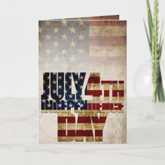 July 4th Independence Day V2.0 2020 Card