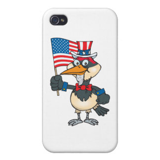 4th july iPhone 4/4S covers