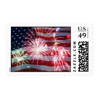 4th july postage