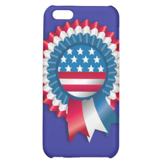 4th July Ribbon v11 Case For iPhone 5C