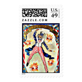 4th July stamps