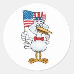 4th july sticker