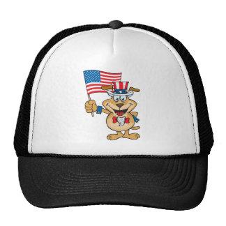 4th july trucker hat