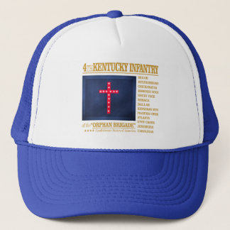 4th Kentucky Infantry (BA2) Trucker Hat