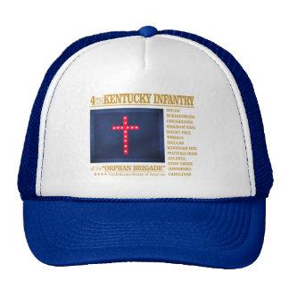 4th Kentucky Infantry (BA2) Trucker Hat