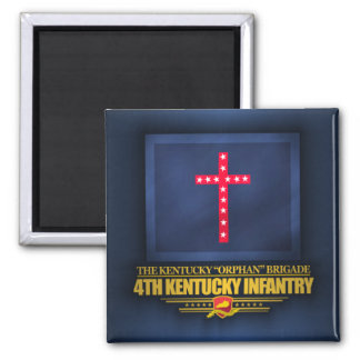 4th Kentucky Infantry Magnet