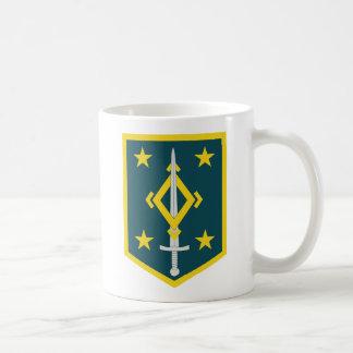 4th Maneuver Enhancement Brigade Classic White Coffee Mug