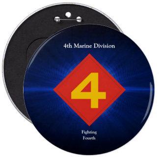 4th Mar Div Pins