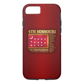 4th Missouri Infantry (BA2) iPhone 8/7 Case