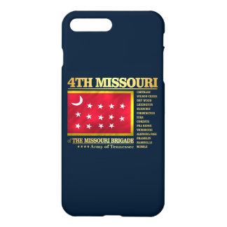 4th Missouri Infantry (BA2) iPhone 8 Plus/7 Plus Case