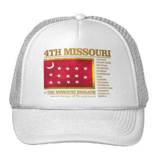 4th Missouri Infantry (BA2) Trucker Hat