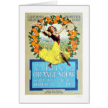 4th National Orange Show 1914 Cards