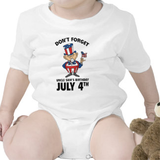 4th of july 2012 bodysuits