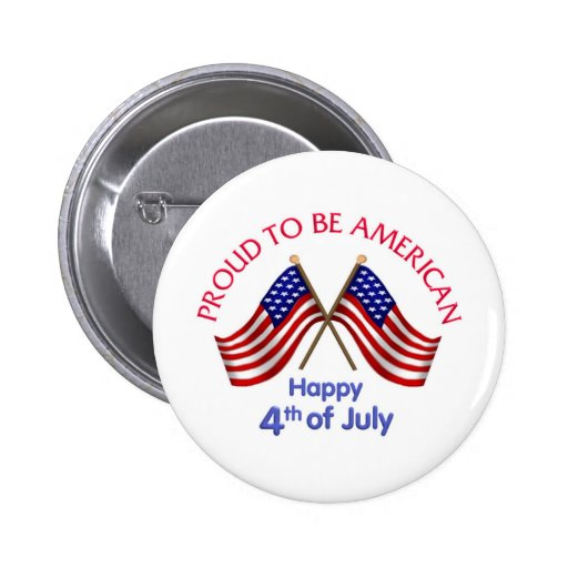 4th of July and Patriotic Gifts and Tees Button