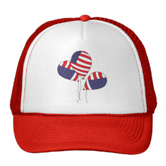 4th of July and Patriotic Gifts and Tees Trucker Hats