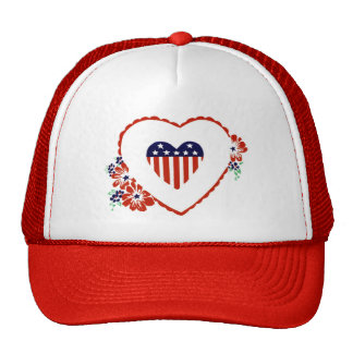 4th of July and Patriotic Gifts and Tees Trucker Hat