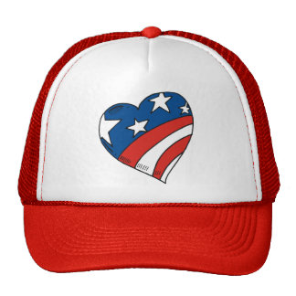 4th of July and Patriotic Gifts and Tees Mesh Hat
