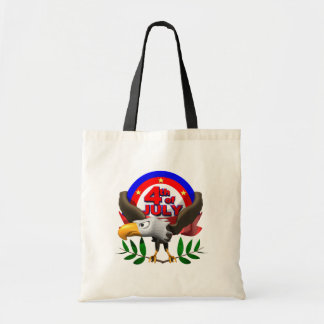 4th Of July Tote Bags