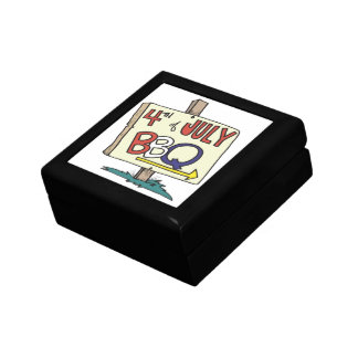 4th Of July Barbeque Gift Box