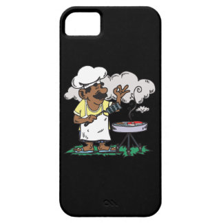 4th Of July Barbeque iPhone SE/5/5s Case